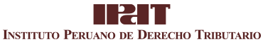 IPDT - Instituto Peruano de Derecho Tributario